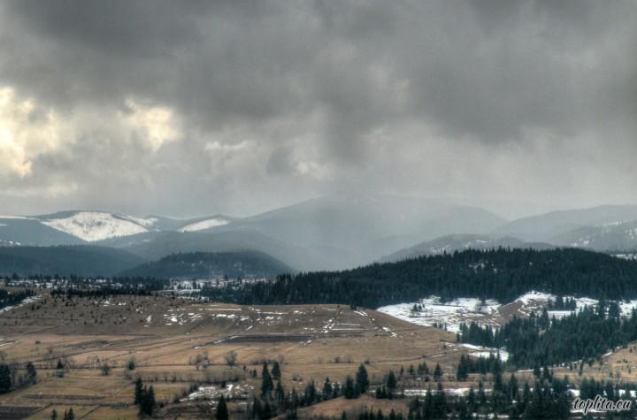 Munții Gurghiului
