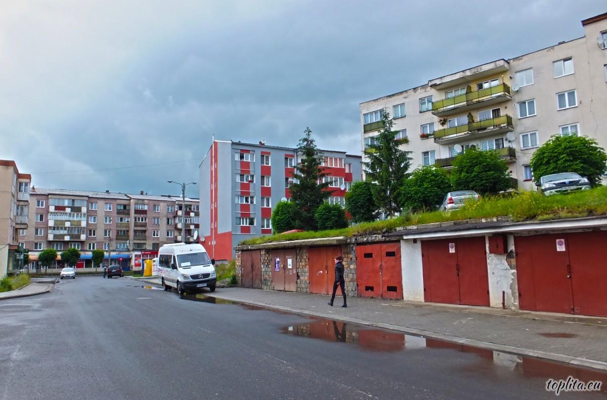 Sport utca