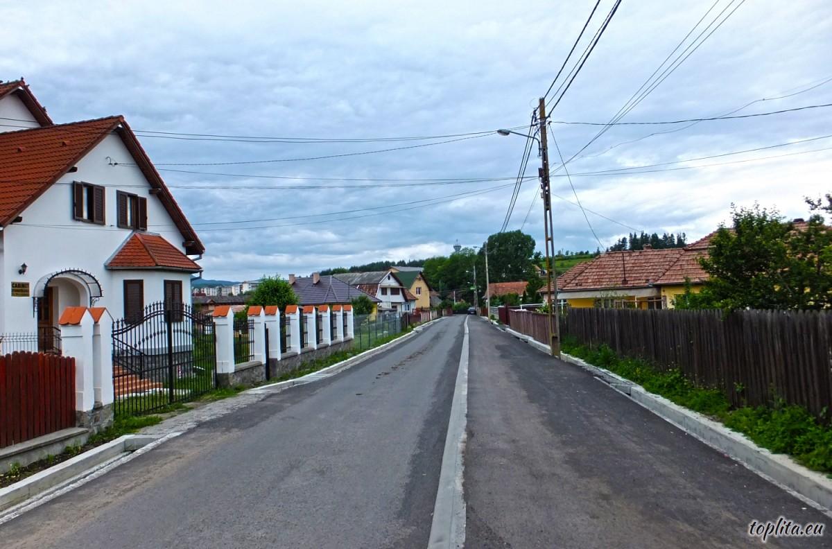 Marton Aron Street