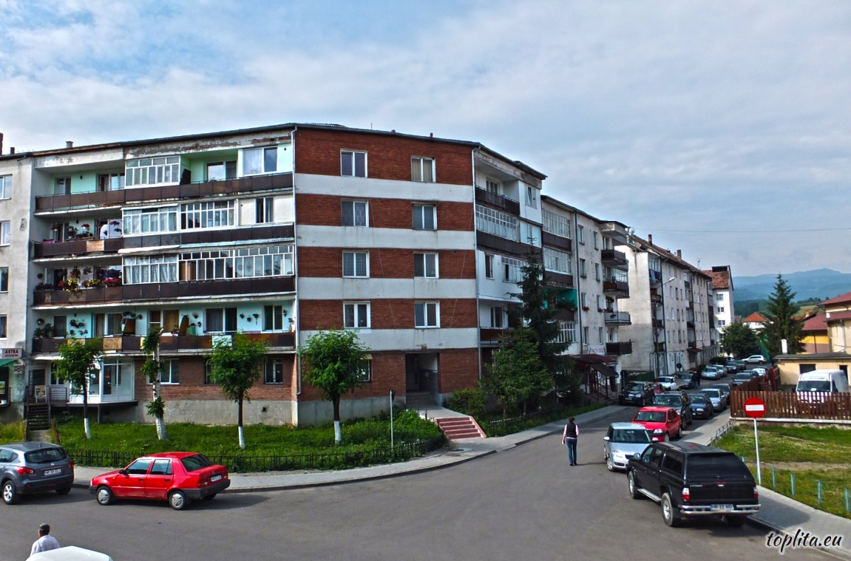Sportivilor Neighborhood