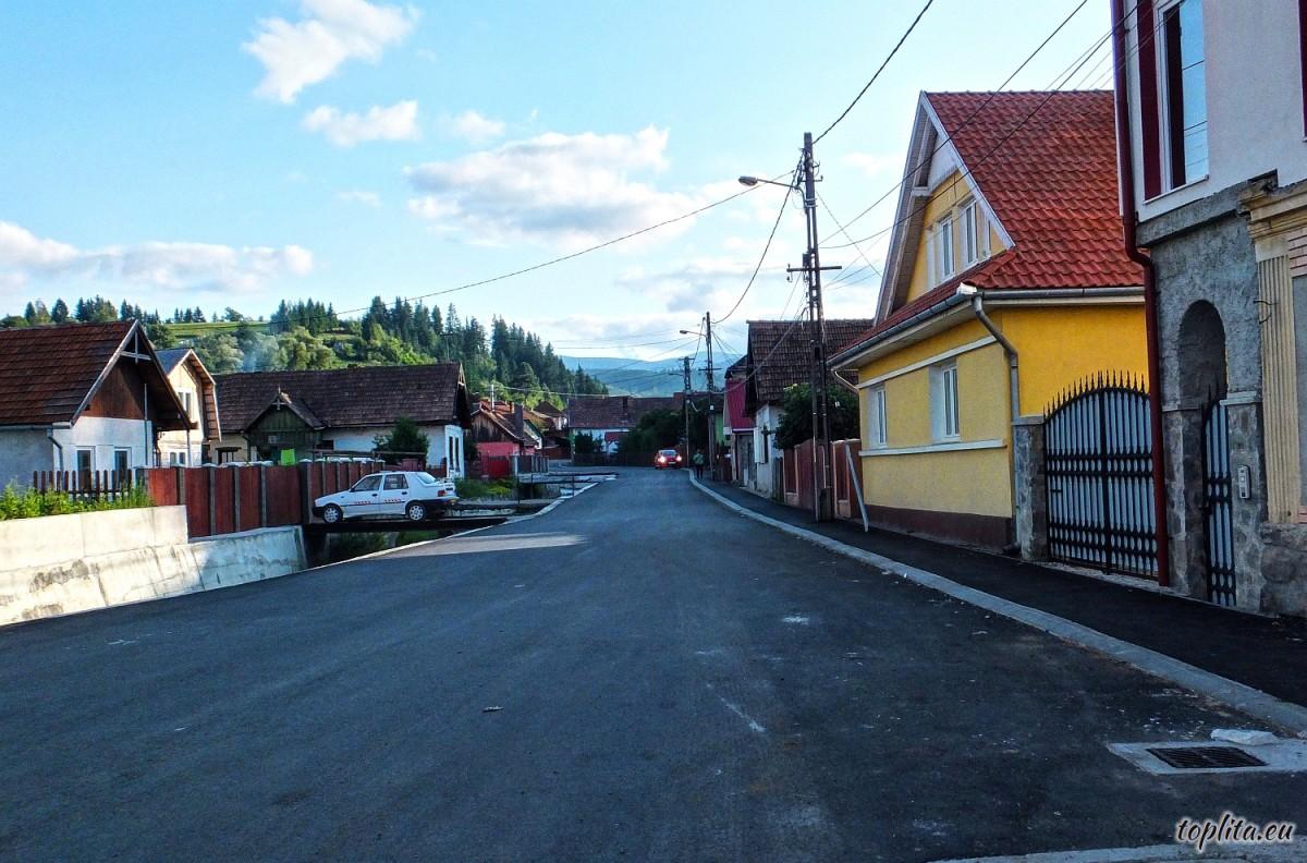 Murelor Street (Magherus)