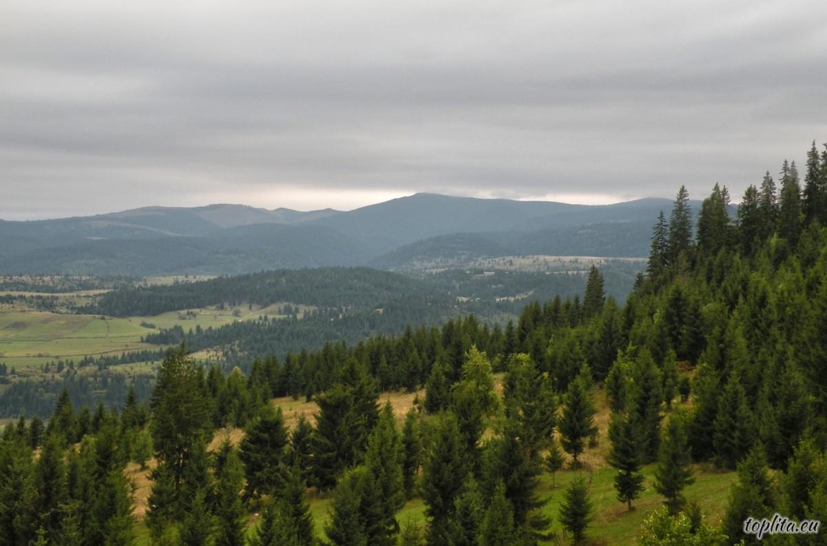 Gurghiului Mountains