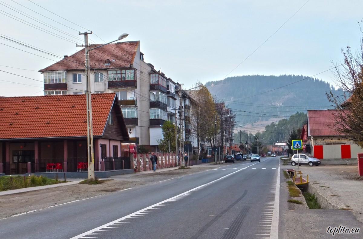 Stefan cel Mare Street