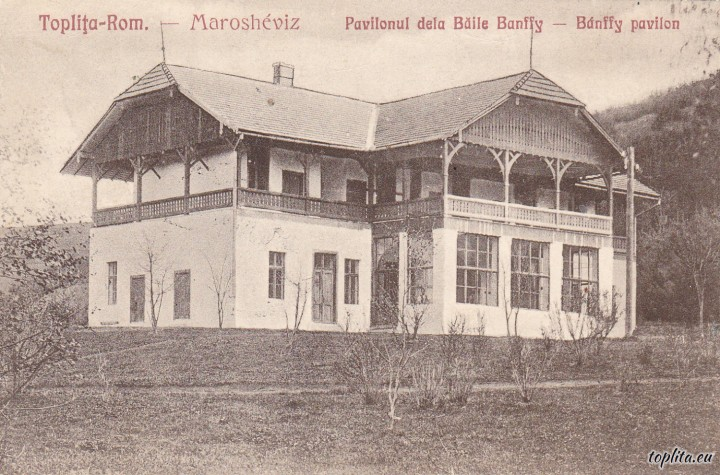 Banffy pavilion