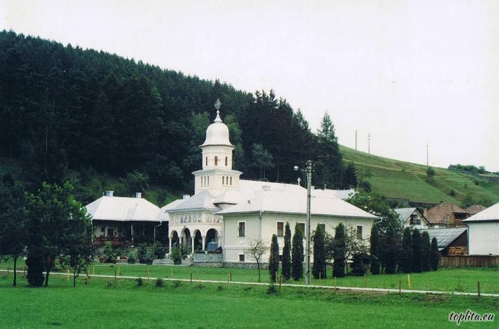 Biserica mănăstirii Sf. Ilie