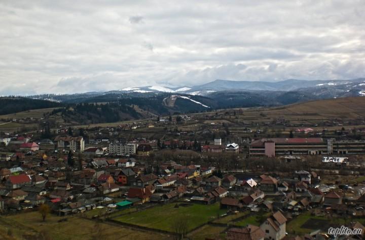 Vedere din Cornișa