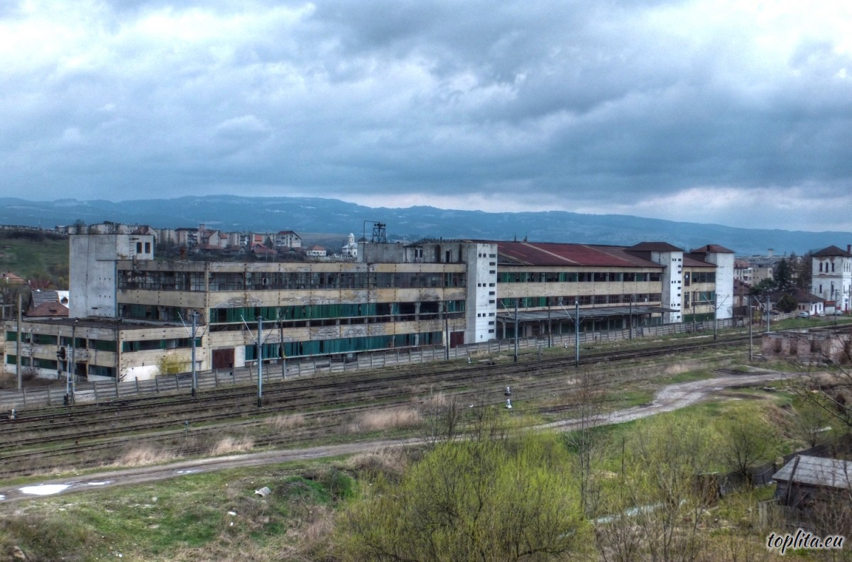 Former Wood Precessing Factory