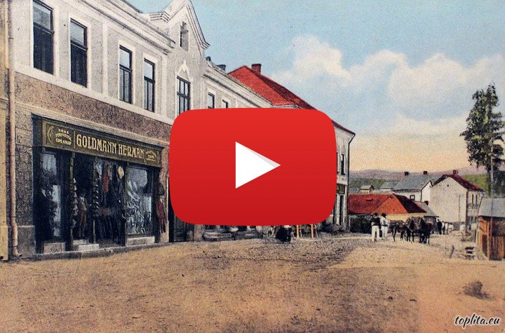 Maroshévíz 1900 – 1930