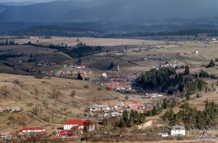 Strada Călimani