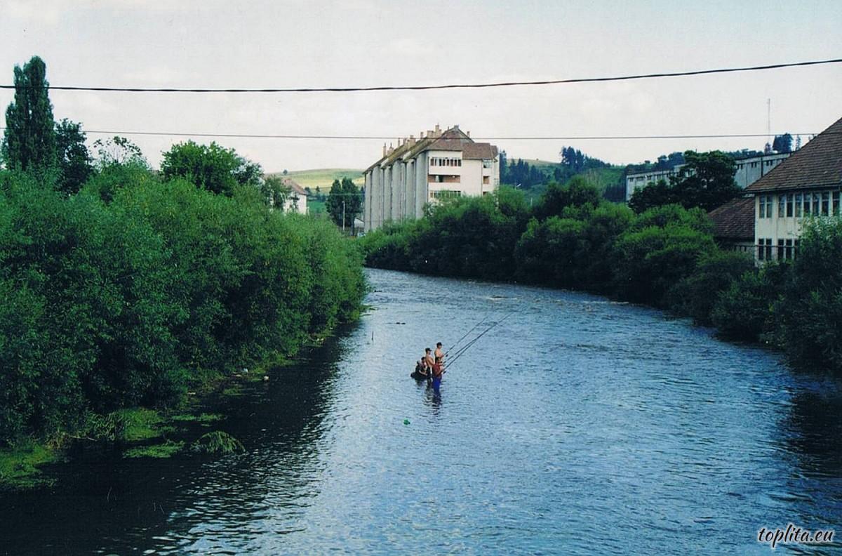 Râul Mureș
