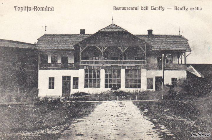 Restaurantul băii Banffy