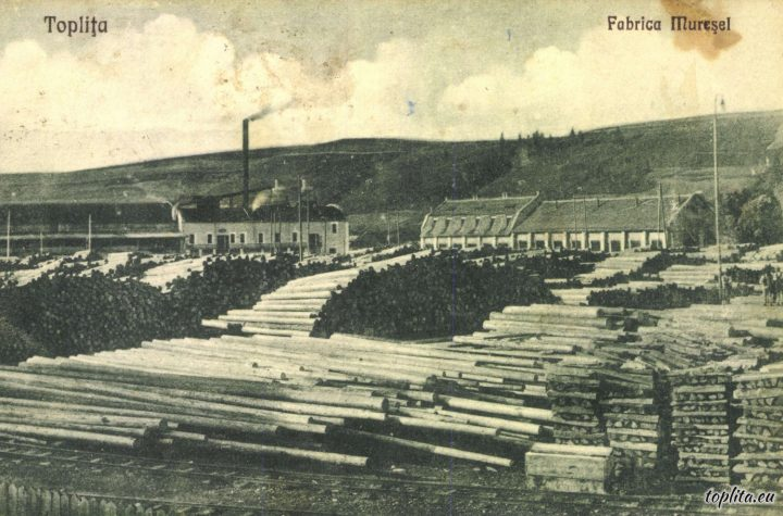Muresel fűrészgyár