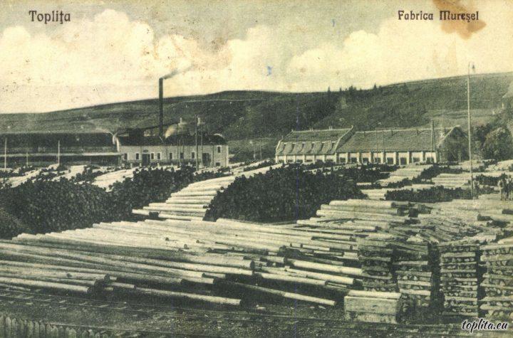 Fabrica Mureșel