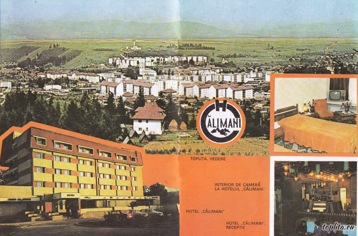 Hotel Călimani